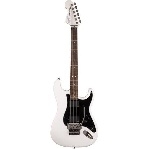 Guitarra Fender Squier Contemporary Stratocaster FR HH LR   037 0327   Olympic White (505)