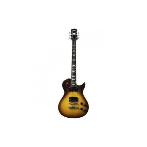 Guitarra Flame Honey Burst Windlxfhb - Washburn