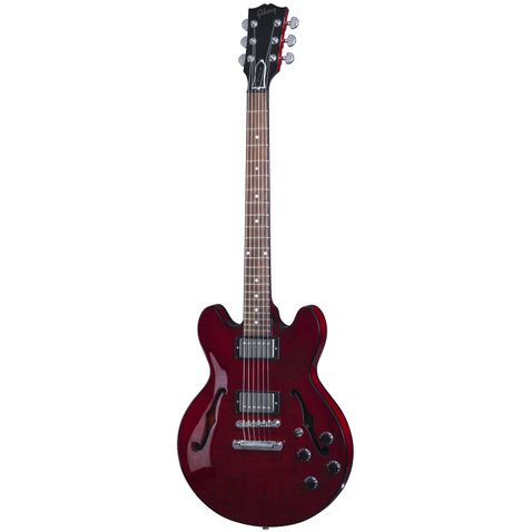 Guitarra Gibson Es 339 Studio Semi Acustica Wine Red
