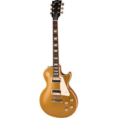 Guitarra Gibson Les Paul Classic 2019 Gold Top