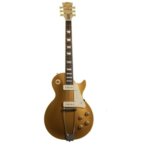 Guitarra Gibson Les Paul Tribute To Lp Bullion Gold