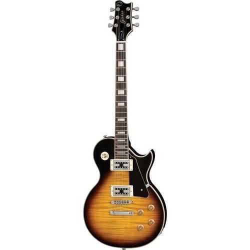 Guitarra Golden Gld155c Les Paul - Brown Burst