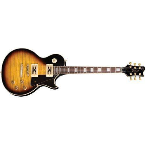 Guitarra Golden Gld155g Brb Brown Burst Especial Deluxe