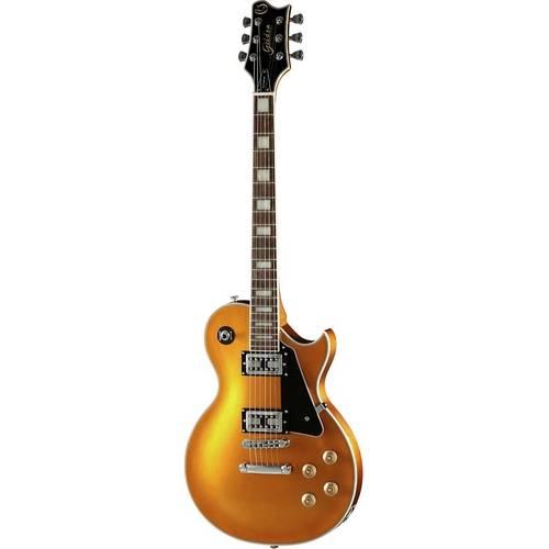Guitarra Golden Gld152c Les Paul - Dourada