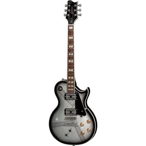 Guitarra Golden Gld160 Les Paul - Steel