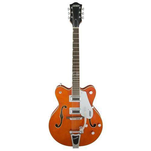 Guitarra Gretsch G5422t Electromatic Hollow Body Double-cutaway W/bigsby Orange
