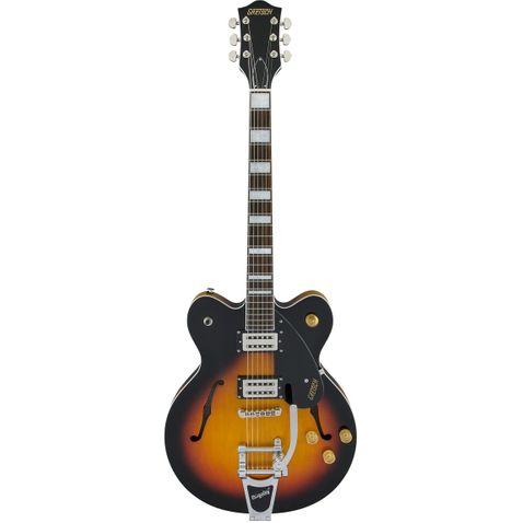 Guitarra Gretsch G2622t Streamliner Center Block Bigsby D Cutaway Brooklin Burst