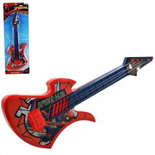 Guitarra Infantil Homem Aranha Linha Marvel Spider-man Modelo Acustico DY-074/3971