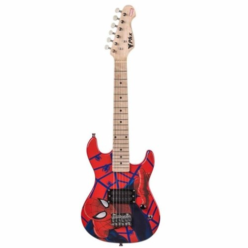 Guitarra Infantil Marvel Spider Man Phx