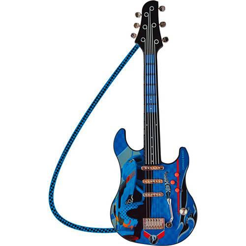Guitarra Infantil Radical Hot Wheels - Colorida - Monte Líbano