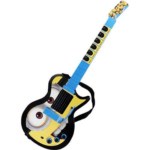 Guitarra Infantil Toyng Meu Malvado Favorito com Som