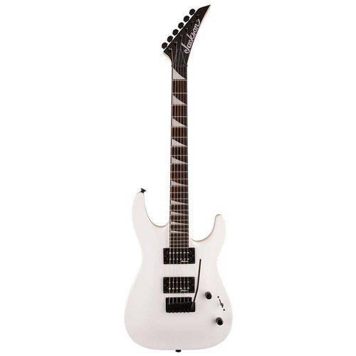 Guitarra Jackson Dinky Arch Top Js32-7 - Snow White
