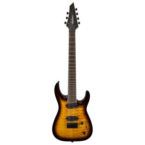 Guitarra Jackson Dinky Arch Top 291 0112 - Js32-7q - 590 - Tobacco Burst