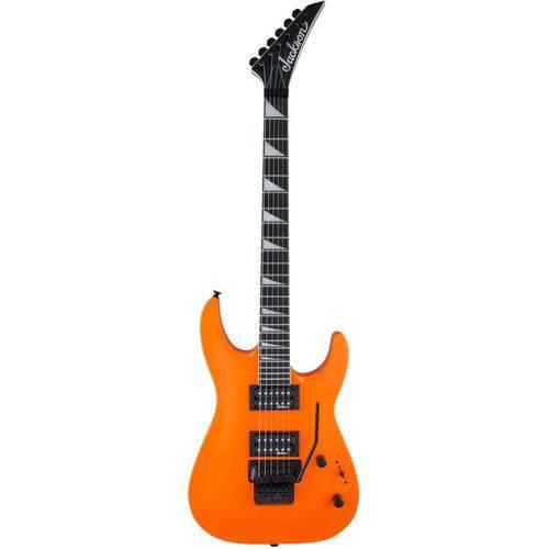 Guitarra Jackson Dinky Arch Top Js32 - Neon Orange