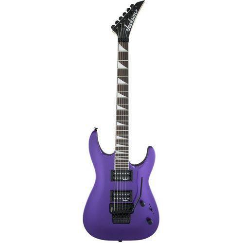 Guitarra Jackson Dinky Arch Top - Js32 - Pavo Purple
