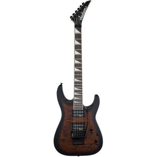 Guitarra Jackson Dinky Arch Top Js32q - Dark Sunburst
