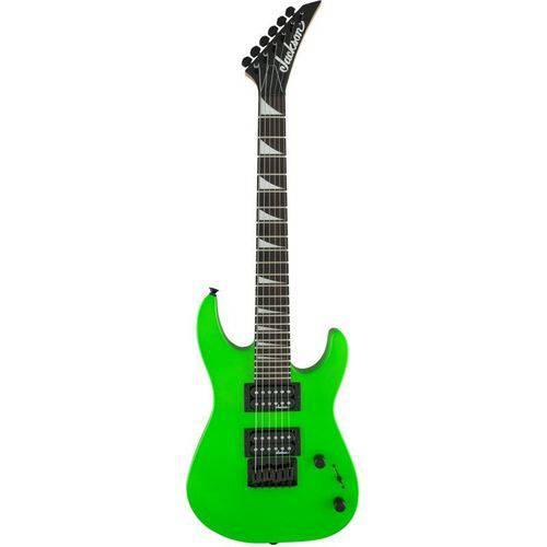 Guitarra Jackson Dinky Minion Js1x - Neon Green