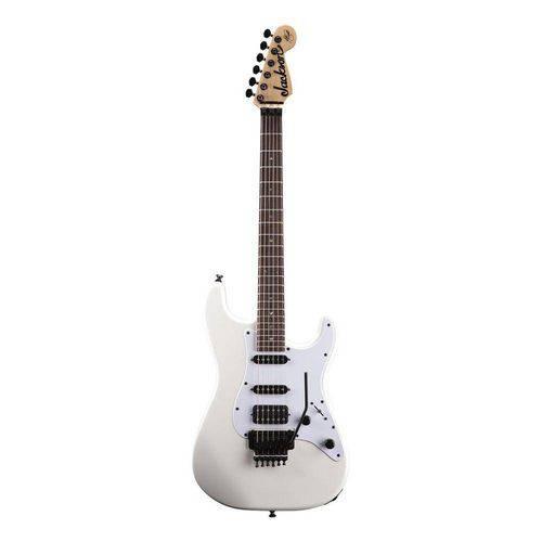 Guitarra Jackson Sign 291 3051 - Adrian Smith San Dimas Sdx Rosewood - 576 - Snow White