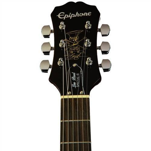 Guitarra Les Paul Epiphone Special Slash AFD Signature - Natural