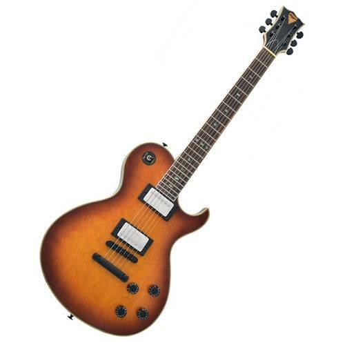 Guitarra Les Paul Phx Flamed Maple Lp310 Cherry Burst