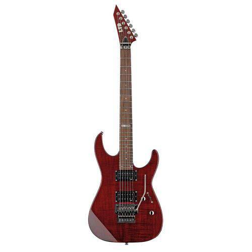 Guitarra Ltd M-100fm Stbc