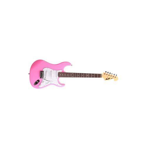 Guitarra Memphis Mg32t Pink