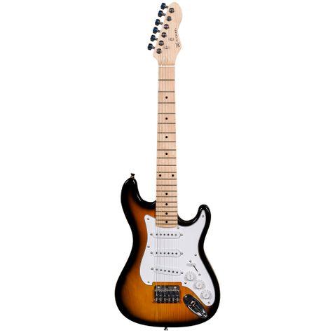 Guitarra Michael Gm219n Infantil Standard Junior Vs - Vintage Sunburst