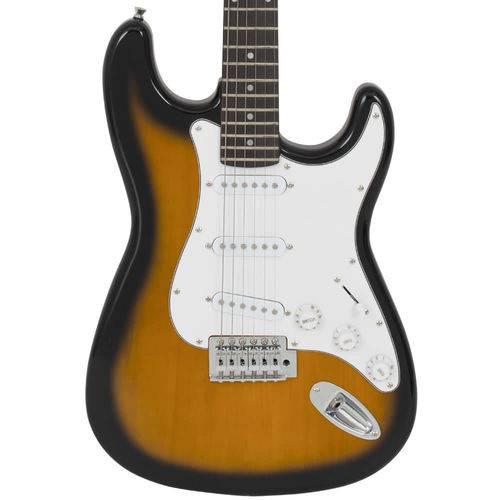 Guitarra Michael Strato Standard Gm217n Vs Vintage Sunburst