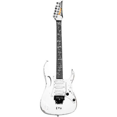 Guitarra Miniatura Axe Heaven White Jem Steve Vai Sv-130