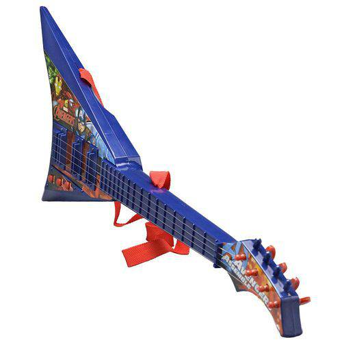 Guitarra Musical Infantil Disney os