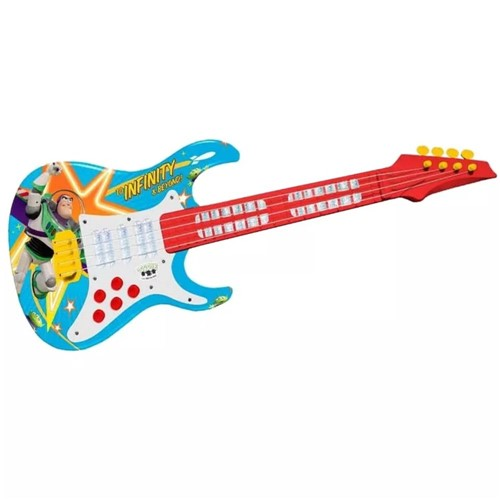 Guitarra Infantil Toy Story Toyng