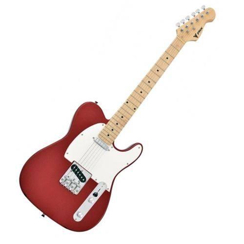 Guitarra Phx Telecaster Tl 1 Tl1 Vermelho Vinho