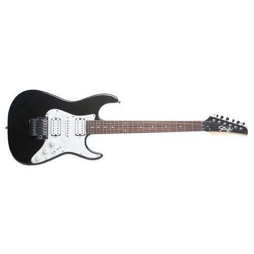 Guitarra Seizi Mosh Metálico Preto