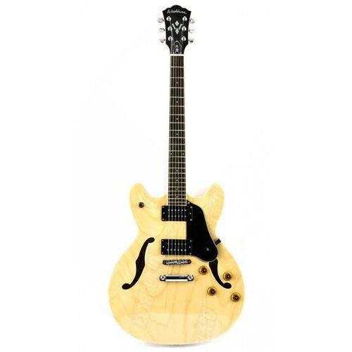 Guitarra Semi Acústica Nat com Bag - Hb30wr (bag) - Washburn