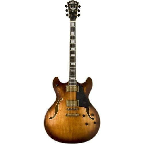 Guitarra Semi Acustica Vintage Hb36 - Washburn