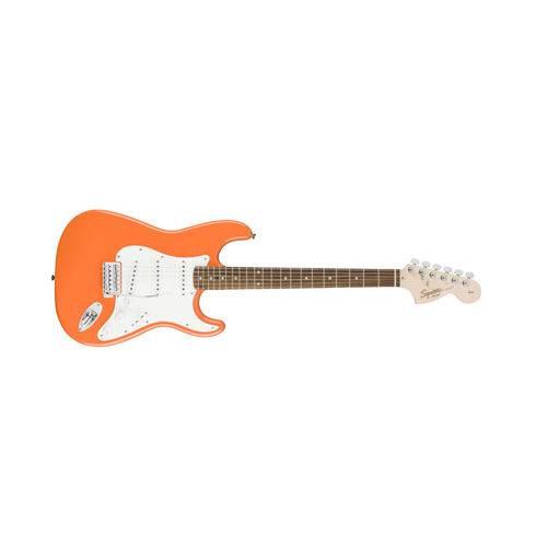 Guitarra Squier Affinity Strato Competition Orange