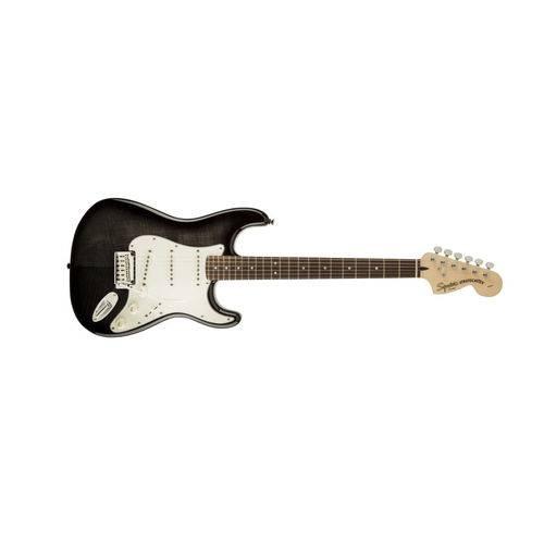 Guitarra Squier Standard Strat Fmt Ebony Transp