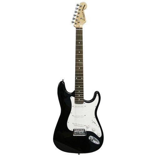 Guitarra Strato Benson Bgsetl 10s Preta