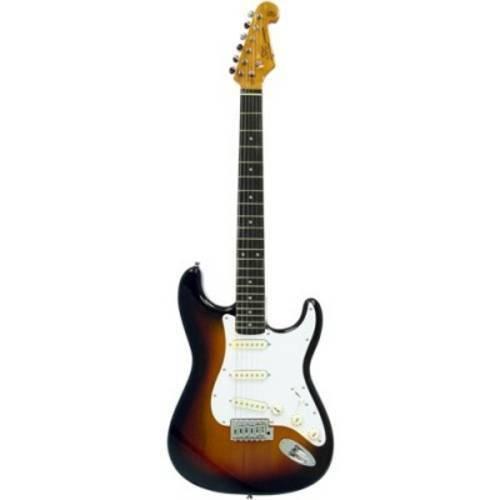 Guitarra Strato Sunburst Vintage Sst 62 2ts - Sx