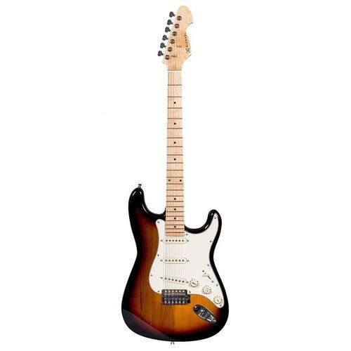 Guitarra Stratocaster Michael GM227N VS - Vintage Sunburst