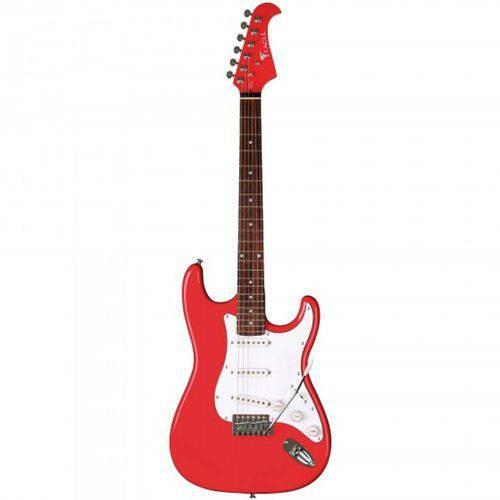 Guitarra Stratocaster Sts001 Eagle Vermelha