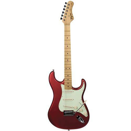 Guitarra Stratocaster Tagima Tg-530 Mr - Vermelho Metálico