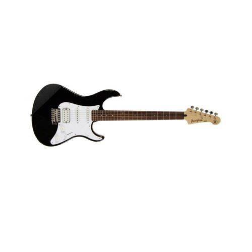 Guitarra Strato Yamaha PACIFICA 012 BL Preta