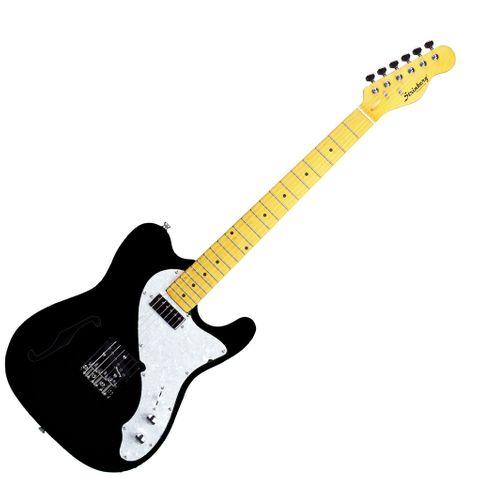 Guitarra Strinberg Clg89t - Tbk - Trans. Black