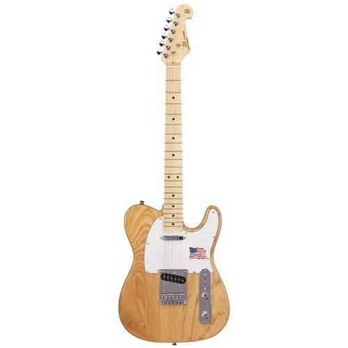 Guitarra SX STL Ash Vintage | Tele | Natural