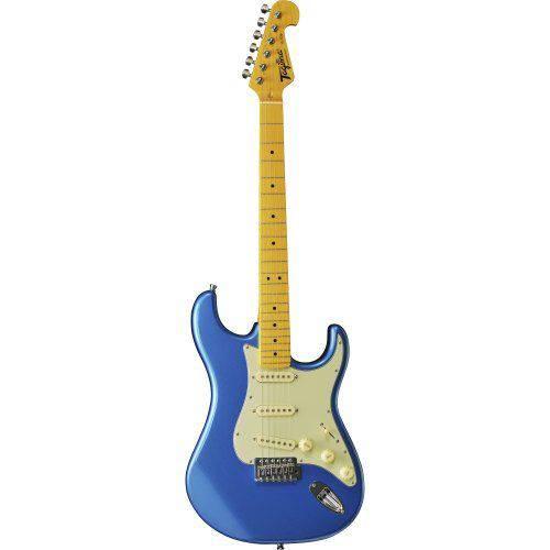 Guitarra Tagima TG530 Stratocaster Woodstock Lake Placid Blue