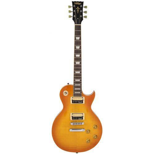 Guitarra V100 THB | Flamed Maple | Thru Honeyburst (THB)
