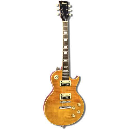 Guitarra Vintage Les Paul V100 Paradise Afd Appetite Slash