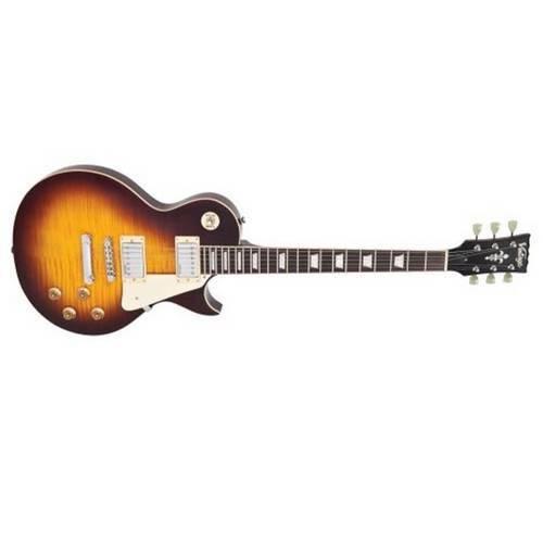Guitarra Vintage V100it Ice Tea