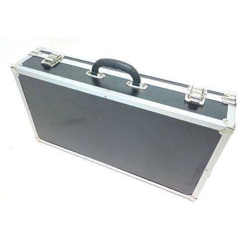 Hard Case Pedais Pedaleiras Boss Line6 Gt10 Zoom Vox Fama